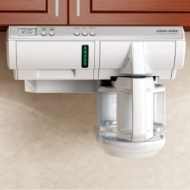 Black & Decker SpaceMaker Under-The-Counter Coffee Maker
