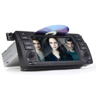"D5113U 7"" Digital GPS Navigation Car DVD Stereo Radio Player for BMW E46 iPod Free USA& map"