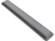 Fellowes Microban Wrist Rest, Graphite
