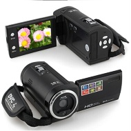 HD 720P 16MP Digital Video Camcorder Camera DV DVR 2.7'' TFT LCD 16x ZOOM (Red)