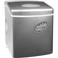 Haier Portable Icemaker - Silver