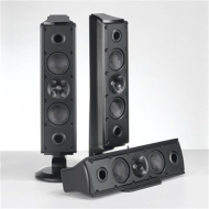 ICON Series XL23 Black (Ea) 2-Way LCR Speaker