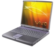 Vaio PCG-FXA53 Notebook (1.3GHz AMD Athlon Mobile, 256 MB, 30 GB, DVD/CDRW, Windows XP, 14.1' LCD)