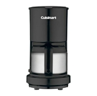 Cuisinart DCC-450 4-Cup Coffeemaker with Stainless-Steel Carafe