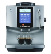 Espressione Silver Super Automatic Espresso/Coffee Center