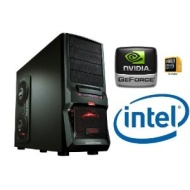 GAMING PC INTEL i7 3770K 3rd Generation Quad Core 4x3,5GHz - 1000GB HDD - 8GB DDR3 (1333 MHz) - DVD Writer - Grafik GeForce GTX650 (1024MB DDR5-VGA-DV