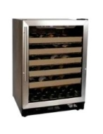 HAIER-SMALL APPLIANCES HAIER 50 BOTTLE WINE CELLAR