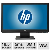 "HP Business LV1911 18.5"" LED LCD Monitor - 16:9 - 5 ms"