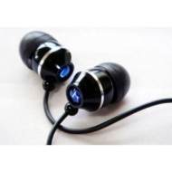 IN EAR NOISE ISOLATING EARPHONES HEADPHONES FOR SONY MP3 IPOD CREATIVE