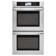 LG Electronics LWD3081ST Double Wall Oven - Stainless Steel