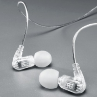 Lenntek Pro Series with Balanced Armature Professional In-ear Monitor (IEM)