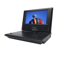 Medion P72004 Life tragbarer DVD-Player 17,78 cm (7 Zoll) Display, DVB-T, EPG)