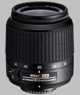NIKON 18-55mm f/3.5-5.6G ED AF-S DX Nikkor