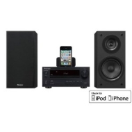 Pioneer XHM20DAB-K Micro Sound System with iPod, iPhone Dock, CD, DAB+, FM Tuner and USB