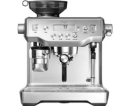 Sage By Heston Blumenthal The Oracle BES980UK Espresso Coffee Machine with Integrated Burr Grinder - Stainless Steel
