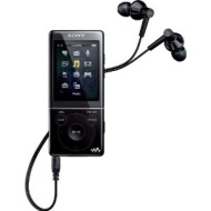 Sony Walkman NWZ-E474BLK