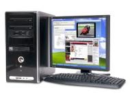 Xi Computer MTower 64 AGL-SLI