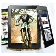 AGPtek - 9 inch Android 4.0 Capacitive Touch Screen Tablet PC - 1.2GHz- 512MB DDR3-8GB Built-in Capacity TP9ASYA