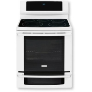"Electrolux EW30GF65GS - Range - 30"" - freestanding - with self-cleaning - stainless steel"