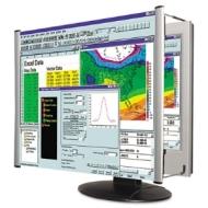 """Kantek MAG19WL LCD Monitor Magnifier Filter, Fits 19""""-20"""" Widescreen LCD"""