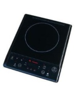 Micro Induction Cooktop in Black