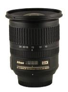 Nikon Nikkor AF-S DX 10-24 mm f/3.5-4.5G ED