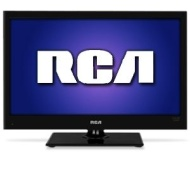 RCA LED24A45RQ 24 Class LED HDTV - 1080p, 1920 x 1080, 16:9, 800:1 Dynamic, 6.5 ms, HDMI, VGA, Energy Star (Refurbished)