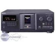 Sony CDPCX355