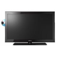 "Toshiba - Refurbished 24"" Class - LED - 1080p - 60Hz - HDTV DVD Combo"