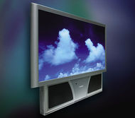 V, Inc. Vizio RP56 DLP rear-projection TV