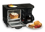 West Bend 3-in-1 Coffee Center with Auto Shut-Off (55109)