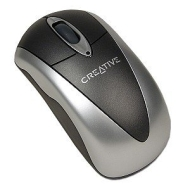 Creative Mouse Wireless Notebook Optical