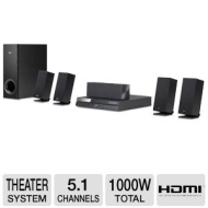 BH6720S 3D Blu-ray Home Theater System, 1000 Watts, Smart TV (Premium + Apps)