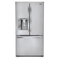 LG 31.0 cu. ft. French-Door Bottom-Freezer Refrigerator w/ Blast Chiller