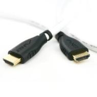 Neet® FLX - 7m câble HDMI - Haute vitesse avec ethernet - 3D - (HDMI 1.4a version 15,2 Gbps) - Quadruple Blindé / Tressé - Ultra flexible (Gamme FLX)