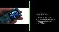 Sony NWZ-E450