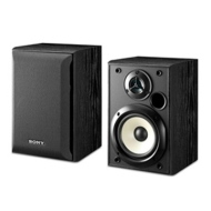 Sony Set of 2 Bookshelf Speakers