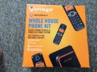 Vonage VDV22-CVR Whole House Solution DECT 6.0 Broadband Telephone System
