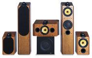B&W CDM NT Series Speaker System