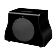Boston Acoustics VS Series VPS210BB Powered Subwoofer (Black/Black)