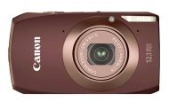 Canon PowerShot 500 HS 12.1 Megapixel Compact Camera - Pink by Canon, Inc