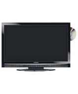 Hitachi L26DP04 26 Inch HD Ready Digital LCD TV/DVD Combi