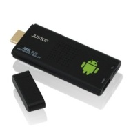 JUSTOP K9 Android 4.1 TV Dongle (MK809 Jelly Bean OS), Cortex A9 Dual Core 1.6Ghz, 1GB DDR3, 4GB NAND Flash Android Mini PC, Smart Internet TV Box Ada