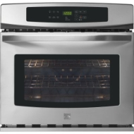"Kenmore 30"" Electric Self-Clean Single Wall Oven 4883"