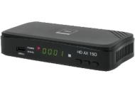 Opticum HD 150 HDTV-Satellitenreceiver (Full HD 1080p, HDMI, USB, Scart)