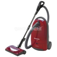 Panasonic MC-CG902 - Canister Vacuum Cleaner, Burgundy Finish