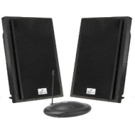 Premium Wireless Speakers - Black