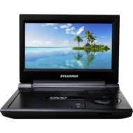 Sylvania 9 in. TFT Widescreen Display Portable DVD Player