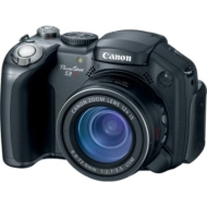 "Canon 6.0 MegaPixel Camera with 6x Optical Zoom and 2.5"" LCD"