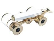 Cart Menue 3 X 25 Opera Brass
